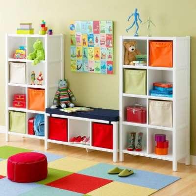 интерьер детской комнаты мальчика до семи лет
