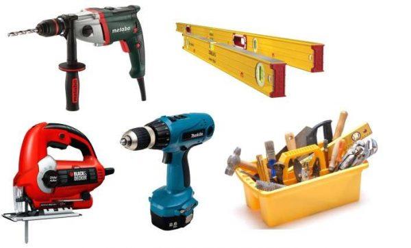 набор инструментов для сборки мебели