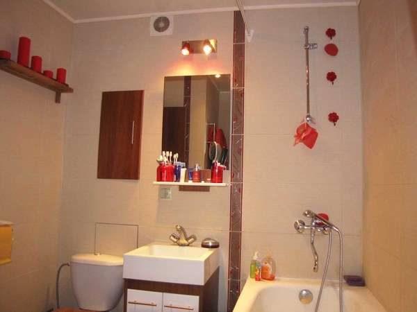 освещение в ванной над раковиной