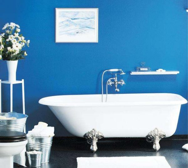 акриловая краска для ванных комнат