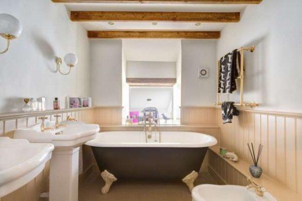 панели пвх в интерьере ванной комнаты