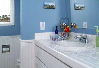 панели пвх в ванной на стенах
