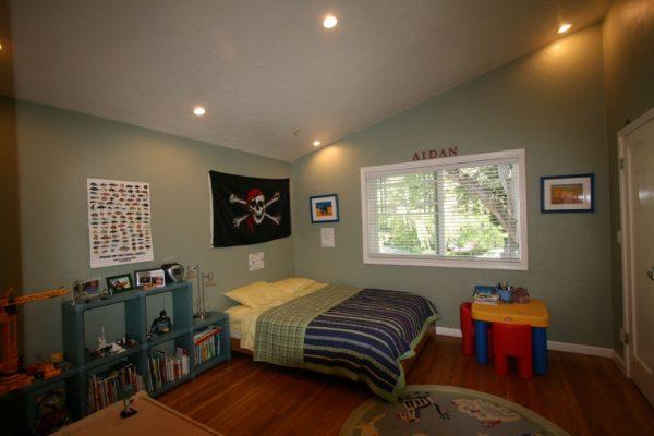 пиратская детская комната