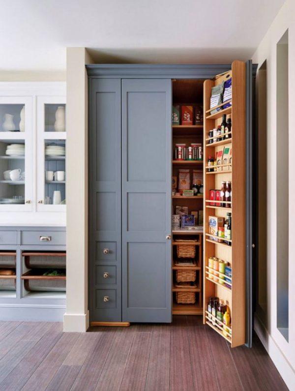 функциональный шкаф для хранения