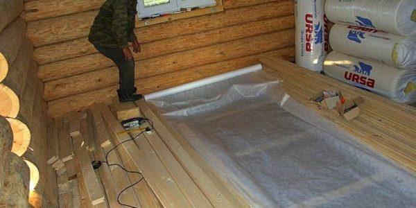 проведение гидроизоляции в ванной