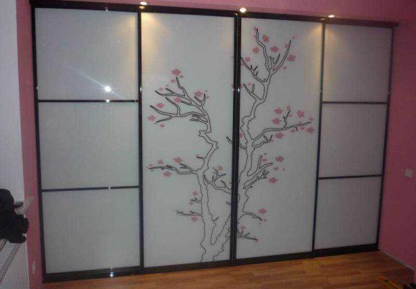 Шкаф-купе для верхней одежды в прихожую: конструкции и конфигурации
