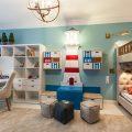 Детская комната для двух разнополых детей разного возраста (110 фото дизайнов)