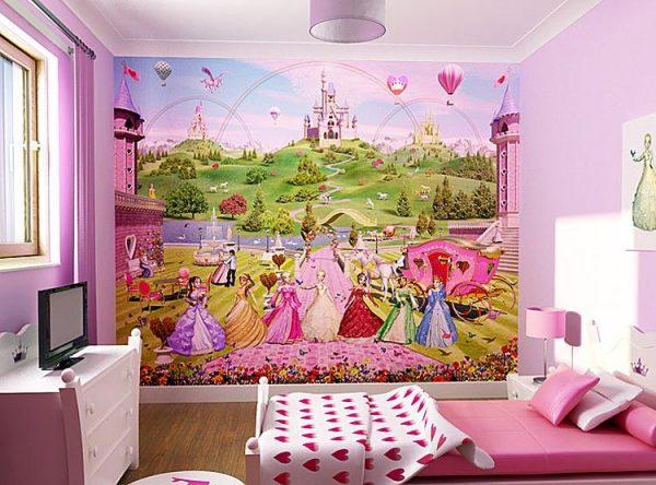 modern-kids-wallpaper-red-cotton-transparent-indoor-curtain-cotton-transparent-indoor-curtain-rectangular-fabric-sponge-pillow-bright-colour-teenage-girl-bedroom-aluminium-glass-window