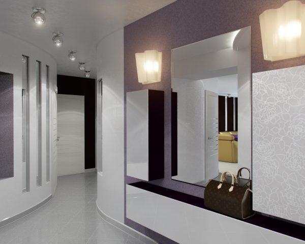 yarkij-dizajn-koridora-v-novom-stile-1